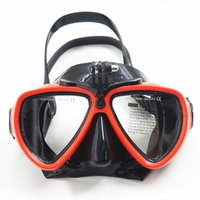 Wholesale Goggles Strap - Snorkeling Equipment Creative Style Design Diving Goggles Scuba Diving Snorkeling Waterproof Frameless Snorkeling Mask With Head Straps