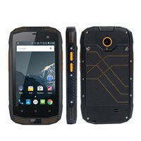 Wholesale Rugged Phones Gps - New Original AGM A2 Rio Rugged Smart Phone Waterproof Quad Core 2GB RAM 16GB ROM 4G LTE IP68 Dual SIM NFC OTG WIFI