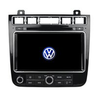 Wholesale Touareg Dash Dvd Player - High quality 8inch Andriod 5.1 Car DVD player for VW TOUAREG 2016 with GPS,Steering Wheel Control,Dua Zone, Radio