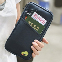 Wholesale Passport Folders - travel Documents folder Card pack many Features many Features passport package