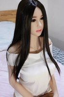 Wholesale Perfect Life Sex Size Dolls - 168cm Sunshine Girl Big Tits Lifelike Sex Doll Soft Perfect Lover Adult Products Sex Shop