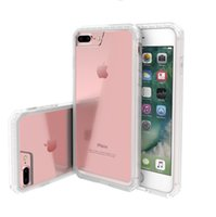 Per il caso SUPCASE iPhone 7 Custodie Hybrid Hard Bumper Clear TPU PC Shockproof Shell Drop Protezione della pelle della resistenza per iPhone 7 Plus