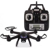ingrosso fotocamera per elicottero a distanza telecamera a raggi x-Elicottero TOY DM007 2.4Ghz 4CH 6 Axis Gyro Drone Remote Control Quadcopter con fotocamera HD 2.0MP / 1.3MP