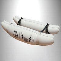 Wholesale Stand Up Paddling - quality pvc inflatable wings stabilizer for sup surfboard size 130x13cm suitable for stand up paddle board around 10cm thickness