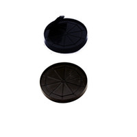 Wholesale Magic Tray - 1 pcss Magic Coasters Coin from tray close up magic tricks for professional magician street illusion tour de magie 83029