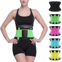 Wholesale Woman Shapers - Hot Sale Shapers For Women Slimming Body Shaper Waist Belt Girdles Firm Control Waist Trainer Plus Size Shapwear