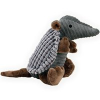 Dog Armadillo Plush Toys Pet Chew Squeaker Squeaky Plush Sound Hedgehog Ovelha Monkey Cow Dumb Pet Talking Brinquedos Dog Cat Toy frete grátis