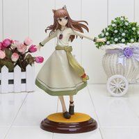 Plastics spice wolf - New In Box quot CM Anime Kotobukiya Spice and Wolf Holo Renewal Scale Figure Model Toy