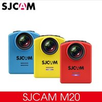Wholesale electronic gyro for sale - Group buy Original SJCAM M20 Gyro Wifi Action Camera HD K fps NTK96660 MP M Waterproof DV Sport Camera