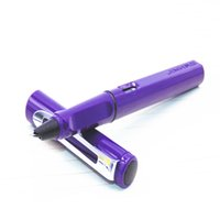 Fountain Pens Plastic 0.4mm Wholesale-JINHAO 599 purple student Business office fine nib Fountain Pen New