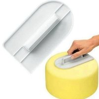 Wholesale Easy Cake Decorating - Fondant Cake Decorating Tools Easy-Glide Fondant Smoother kitchen Accessories Baking Tools for Cakes Smooth and Shape