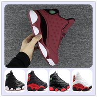 Wholesale Womens Athletic Shoes Cheap - Cheap Retro 13 XIII Velvet Heiress Playoff Cherry Chicago Sports Shoes Basketball Shoes womens Trainers Boot Athletics Men Sneaker Footwear