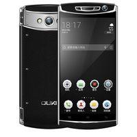 Wholesale Video Camera Business - Factory original OUKI OKP9 all Netcom 4G smart business phone dual card dual standby long standby standby all calfskin black