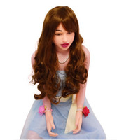 Wholesale japanese high quality love dolls - HOT 2018 best-selling Oral sex doll inflatable sex doll love doll for men High quality, the best technologySemi-solid Love doll Sex do