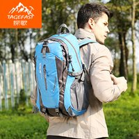 Wholesale Tad Tactical Bags - New outdoor sports camping climbing&hiking Nylon bags TAD second tactical backpack men's bag fashion nice quality