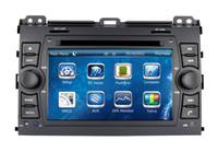 Wholesale toyota dvd gps car radio - Head Unit Car DVD Player for Toyota Prado 2002 2003 2004 2005 2006 2007 2008 2009 with GPS Navigation Radio BT USB MP3