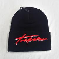 Wholesale Hat Skate - Trapstar beanie hat for men women Winter cap brand fashion hip hop street casual skate bonnet touca inverno gorros chapeu bone casquette
