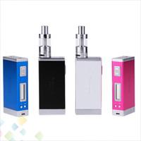 Wholesale Mvp Batteries - Authentic Innokin iTaste MVP 3.0 Pro E-cigarette Kits iSub G MVP 60W 4500mah Battery iTaste MVP3 PRO Kit 100% Original DHL Free