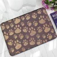 outdoor step mats - Kitchen Mat Water Uptake Non slip Dirt Resistance Hallway Flannel Stepping Pad Tapete Entrance Door Doormat Throw Rugs Carpet
