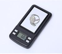 Wholesale Digital Mini Lab - Digital Scale 200g [0.01g Sensitivity] Jewelry Scale Mini LED Pocket Lab Scales Portable Electronic Scale Grams