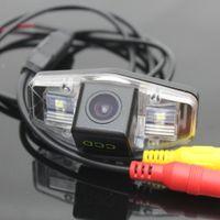 Wholesale Oem Honda Civic - Car Camera For Honda Civic Rear View Camera   HD CCD RCA NTST PAL   Reverse Hole OEM