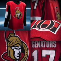 Wholesale Kelly Smith - 2017-2018 Season Custom Ottawa Senators Chris Kelly Tom Pyatt Zack Smith Kyle Turris Colin White Alex Burrows Mike Hoffman Nick Paul Jerseys