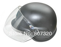 Wholesale US SWAT Paintball M88 PASGT Kevlar Helmet w Visor OD BK