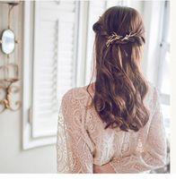 barrette vintage en métal achat en gros de-Mode Femmes Épingles à Cheveux Vintage En Métal Nouveauté Arbre Branches pinces à cheveux fille barrette cheveux accessoires de Haute Qualité