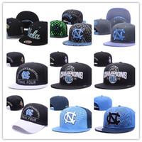 Wholesale Fighting Woman - 2017 North Carolina Fighting Irish Team Hats Shamrock Series College basketball Caps Hip Hop Snapback Gorras for Men Women Casquette