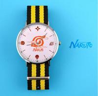 Wholesale Naruto Led Watch - Naruto Anime ultra - thin quartz watch children 's watches men and girls waterproof fashion girl cartoon