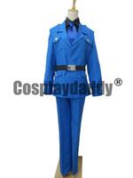aph cosplay toptan satış-APH Eksen Güçleri Hetalia İtalya cosplay kostüm özel herhangi boyutu yapılan