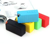 Wholesale Usb Sound Input - Bluetooth Speakers Portable mini Speaker Wireless X3 With TF FM Radio USB Input Music Sound Box Loundspeaker subwoofer for Mobile Phone PC