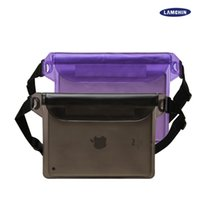 Wholesale Water Drift Bags - PVC Waterproof Waist Pouch Handbag Bag Pounch Outdoors Drift Swimming Case Phone Protect Phone for Outdoor Adventures