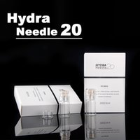 Wholesale micro needling devices - Hydra Needle 20 Micro Needle for home Korea Skin Care Device Bioactive Special Skin Science