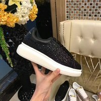 Wholesale Flat Tops Chocolate - White Best version Arena Kanye West Man Casual Shoes Flat Arena Wrinkled Leather High-Top Lace up Male Fashion Shoes Zapatillas Hombre