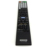 Wholesale rm video player - Wholesale- ORIGINAL NEW FOR SONY RM-AAL027 AV remote control Replace The RM-AAP056 For STR-DA5400ES Fernbedienung free shipping