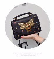Wholesale Italy Covers - High quality Original Women Bag female bags Italy Luxury Brand bags Fashion 2017 with butterfly