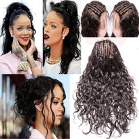 Wholesale Cheap Wigs Weaves - Glueless full lace wigs lace front wig cheap Brazillian deep curly 100% human kinky curly hair weave full lace human hair wigs