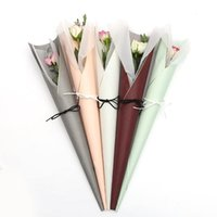 Wholesale sheets Single package paper series genuine flower packaging gift wrapping material bouquet Florist supplies