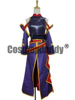 Anime Costumes outfit online - Anime Sword Art Online Konno Yuuki Cosplay Costume Outfit for Adults Custom Made M006
