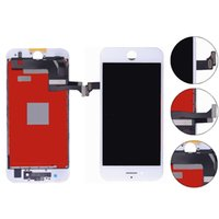 Wholesale Assembly Components - High Quality AAA for iPhone 7 4.7 LCD Touch Screen Display Digitizer Components assembly For iphone 7 replacement lcd screen Fre