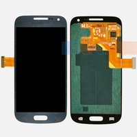 Wholesale Siv Mini - For Samsung Galaxy S4 Mini i9190 Original LCD Display Digitizer Touch Screen Assembly SIV MINI Ecran Tactil Glass