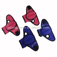 Wholesale Glove Guard - Wholesale- 1KG fingerless palm fitness weight lifting gloves Hand Gym Weight guard for Exercise