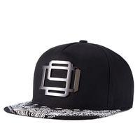Wholesale Wholsale Sale - Brand New wholsale brand baseball cap fitted hat Casual cap gorras panel hip hop snapback hats wash cap for men women unisex Top Sale