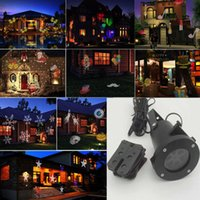 outdoor image projector - Hot Holiday Light Projector Image Motion Projection Landscape Spotlight for Outdoor Indoor in Christmas Thanksgiving Birthday Wedding Party