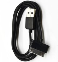 mischen usb ladegerät großhandel-1M USB Daten Sync Ladekabel für Samsung Galaxy Tab 2 P1000