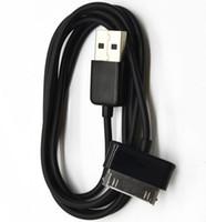 mélanger le chargeur usb achat en gros de-Câble de recharge USB Data Sync pour Samsung Galaxy Tab 2 P1000