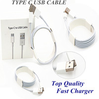 Wholesale High Copy Phones - 100pcs Newest cable USB 3.1 USB-C Type-C Male to USB 2.0 A Plug 1m Cable For Nokia N1 Tablet Mobile Phone with Retail package high copy