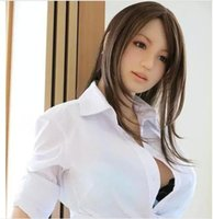 Wholesale Sex Doll Factory Full Silicone - Full body real sex doll japanese silicone real dolls lifelike male love dolls life size realistic sex dolls for men sex toys from factory