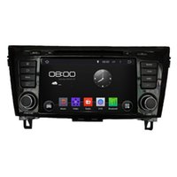"Wholesale Car Radio Player Nissan - Pure Android 4.4.4 Cortex A9 Dual-core 8"" Car DVD GPS For Nissan QashQai X-Trail 2014 With 3G WiFi + Nissan Canbus With GPS Navi 3G WIFI"